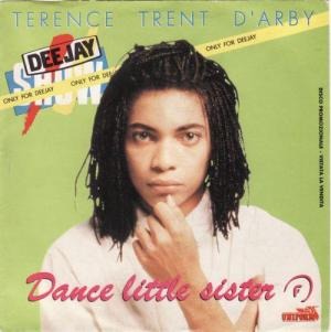 Terence Trent D'Arby: Dance Little Sister (Music Video)