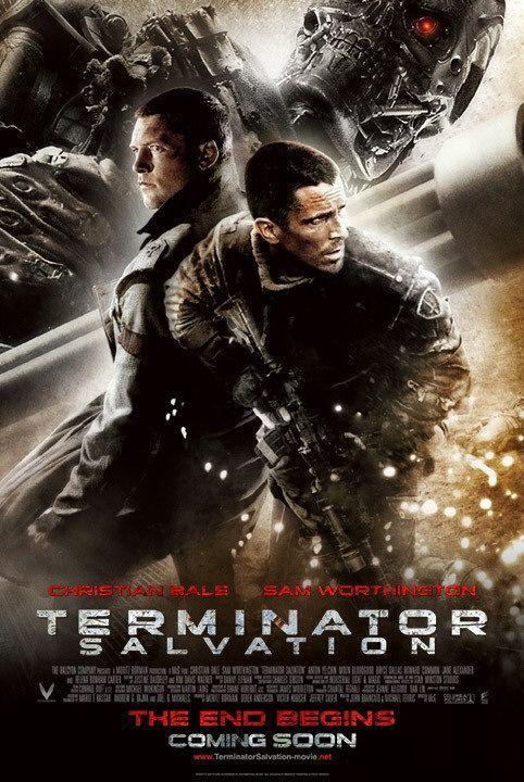 Terminator Salvation: The Future Begins (Terminator 4) [2009][Latino][1080P][Mega] (Subida propia)