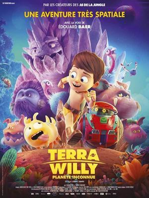 Terra Willy: Planeta desconocido