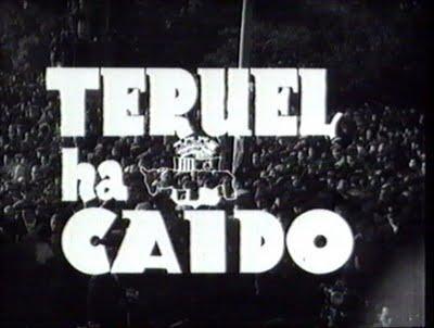 Teruel ha caído