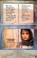 El sacrificio de Tess