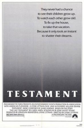 Testamento final