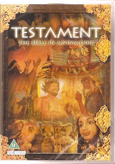 testament  the bible in animation  tv series   1996