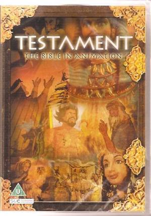 El antiguo testamento: La biblia animada (Serie de TV)