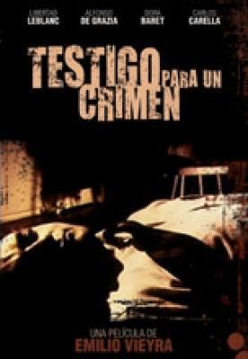 Testigo para un crimen