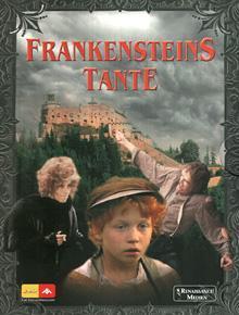 La tía de Frankenstein (Los monstruos de Transilvania) (Serie de TV)