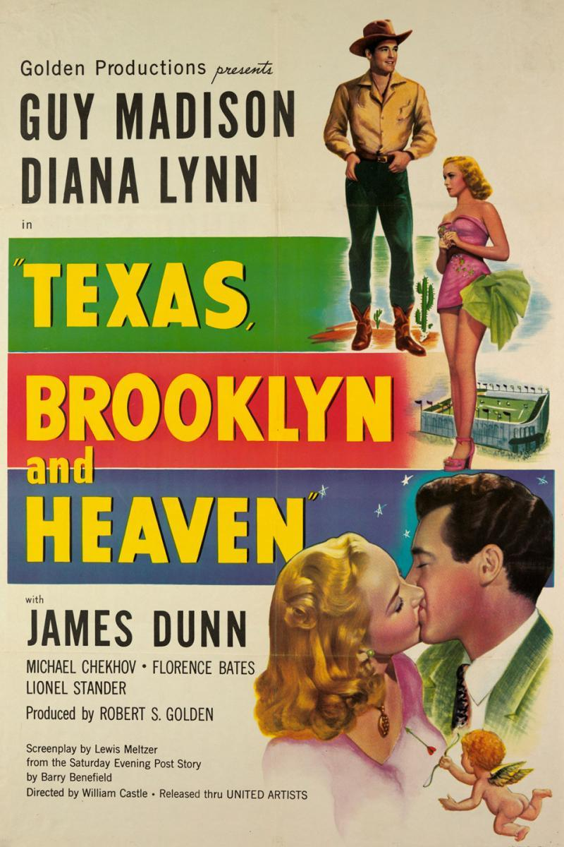 Texas Brooklyn Amp Heaven 1948 Filmaffinity