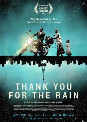 Gracias por la lluvia