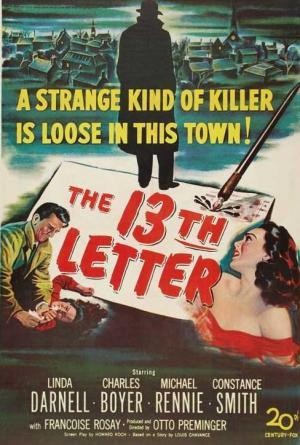 Cartas envenenadas