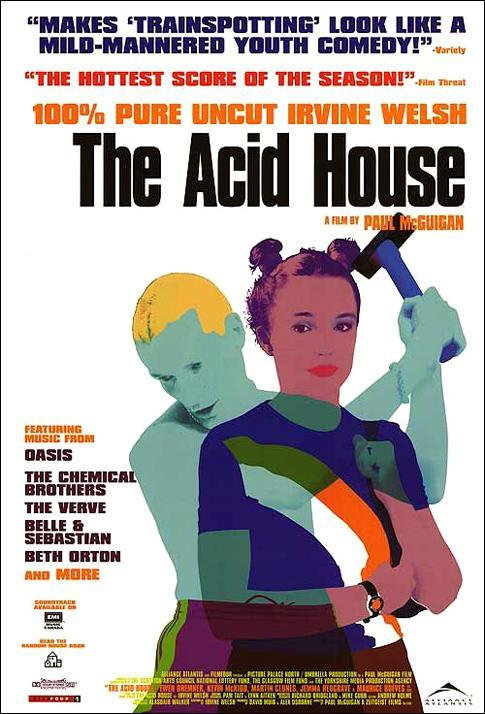 The acid house 1998 filmaffinity for Acid house production