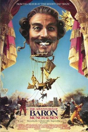 The Adventures of Baron Münchausen