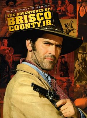 Las aventuras de Brisco County Jr. (Serie de TV)