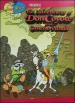 Las aventuras de Don Coyote y Sancho Panda (Serie de TV)