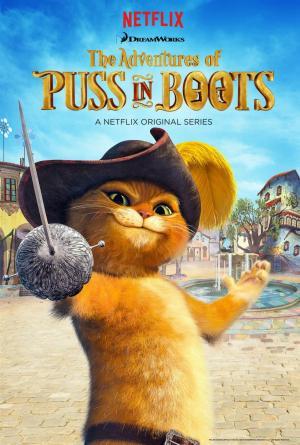 Las aventuras del Gato con Botas (Serie de TV)
