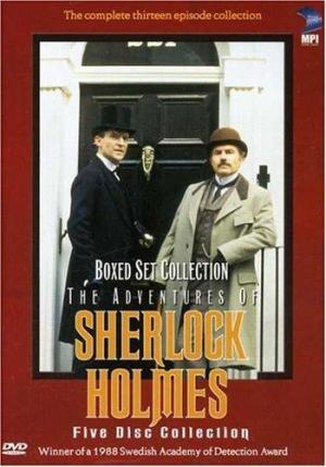 Las aventuras de Sherlock Holmes (Serie de TV)