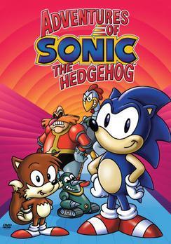 Las aventuras de Sonic el Erizo (Serie de TV)