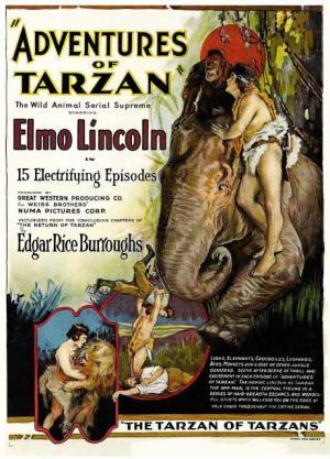 The Adventures of Tarzan (Miniserie de TV)