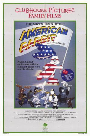 Las aventuras del conejo americano