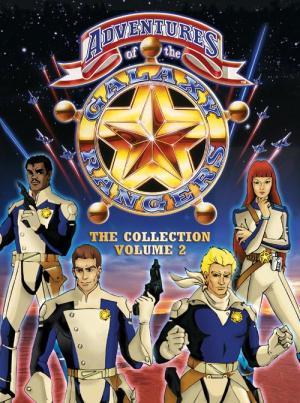 The Adventures of the Galaxy Rangers (Serie de TV)