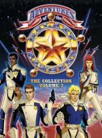 The Adventures of the Galaxy Rangers (TV Series)