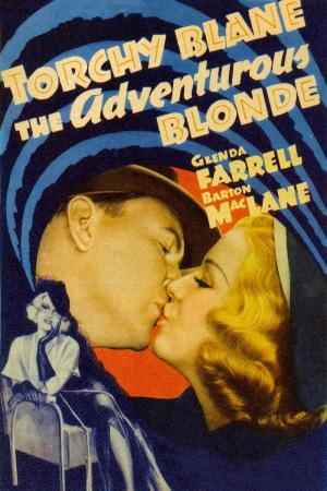 The Adventurous Blonde