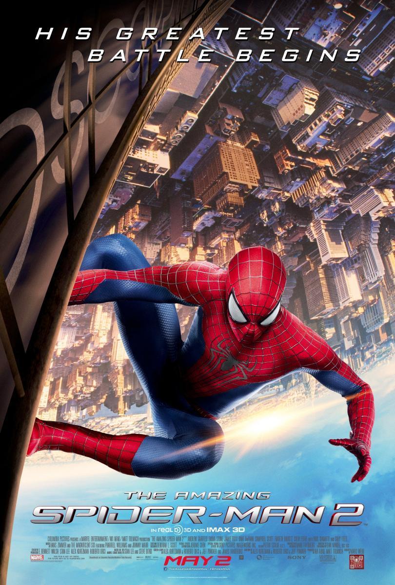 El sorprendente hombre araña 2: La amenaza de Electro [2014], [1080p] [Dual – Latino] [MEGA]