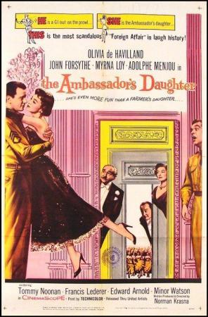 La hija del embajador