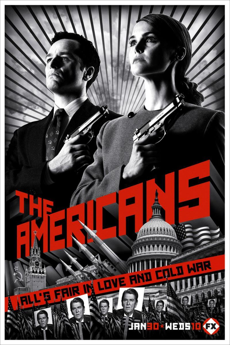 The Americans Serie