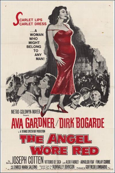 El Ángel Vestido de Rojo (1960)