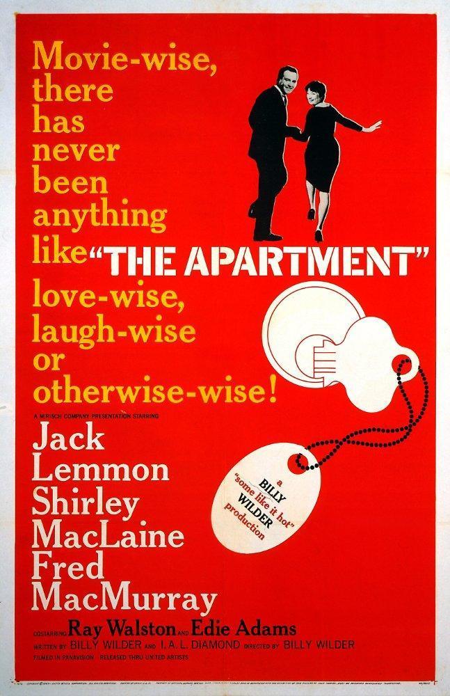 10 films en B & N - Página 3 The_apartment-551335002-large