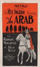 El árabe