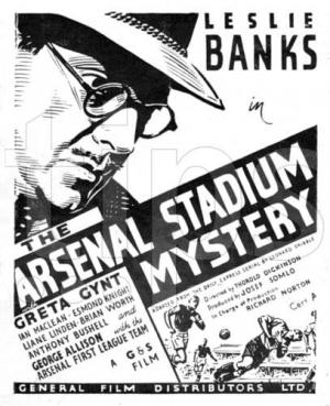 The Arsenal Stadium Mystery