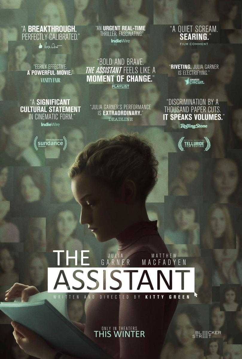 The Assistant [2019] [720p] [Latino] [MEGA]