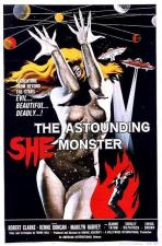 The Astounding She-Monster (Invasora de Júpiter)