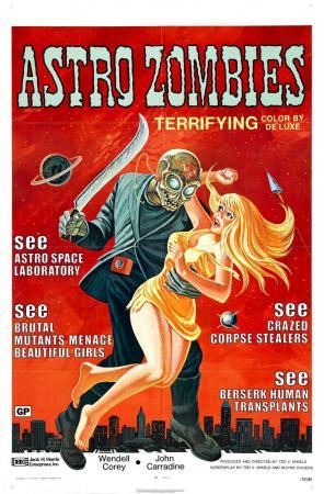 The Astro-Zombies