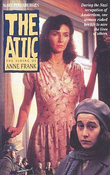 El ático, el escondite de Anne Frank (TV)