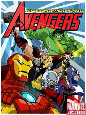Los Vengadores: Los héroes mas poderosos del planeta (Serie de TV)