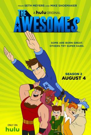 The Awesomes (Serie de TV)
