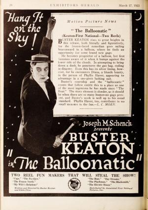 The Balloonatic (C)