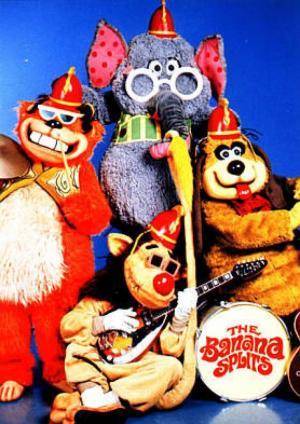 El show de los Banana Splits (Serie de TV)