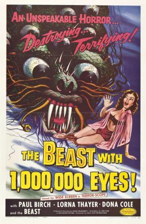 La bestia de un millón de ojos