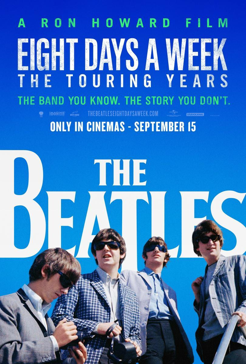 The Beatles: Eight Days a Week The Touring Years [1080p] [Latino-Ingles] [GD]