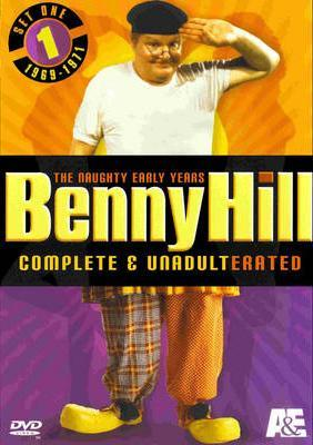 El show de Benny Hill (Serie de TV)