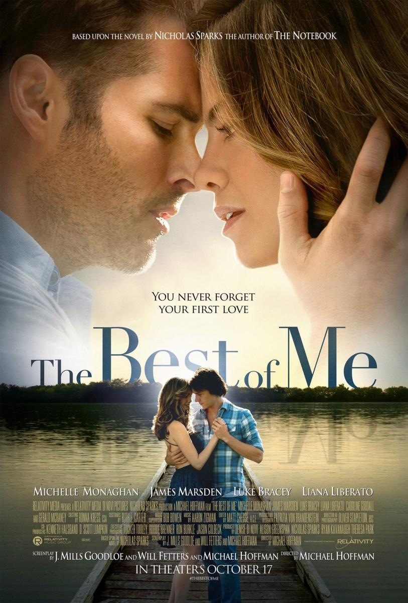 Lo mejor de mí [2014], [1080p] [Latino] [MEGA]