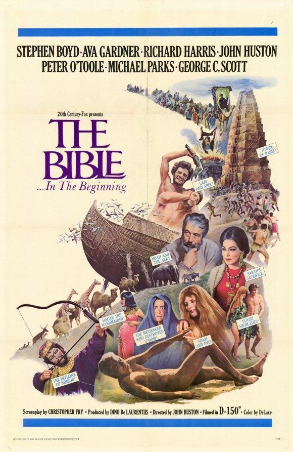 La biblia, (1966)[1080p] [Latino] [Google Drive]