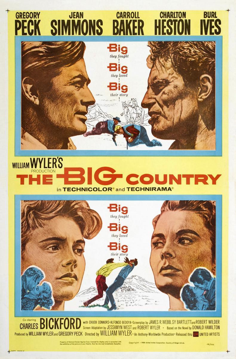 1001 películas que debes ver antes de forear. Poner el titulo. Hasta las 1001 todo entra! The_big_country-609819729-large