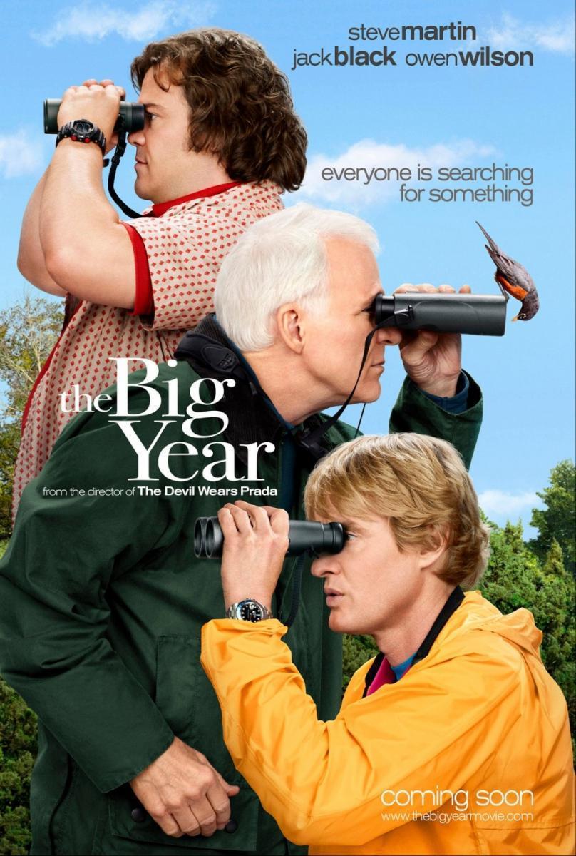 El Gran Año (2011) BRRip 1080p 60 FPS Latino – Ingles