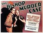 The Bishop Murder Case
