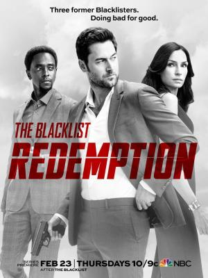The Blacklist: Redemption (Serie de TV)