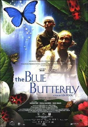 La mariposa azul. En busca de un sueño
